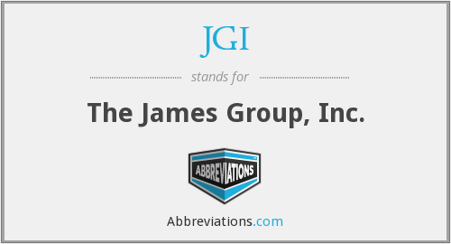 JGI - The James Group, Inc.