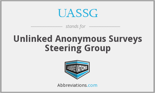 What does UASSG stand for?