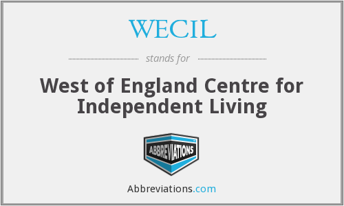 WECIL - West of England Centre for Independent Living