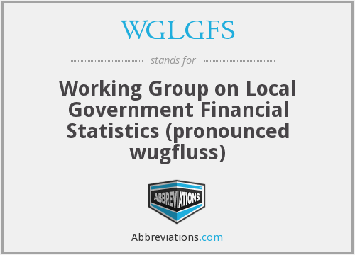 What does WGLGFS stand for?