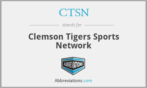 CTSN - Clemson Tigers Sports Network