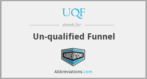 What does UQF stand for?