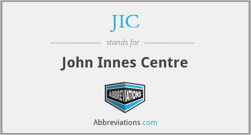 JIC - John Innes Centre