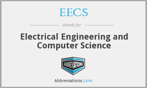What does EECS stand for?