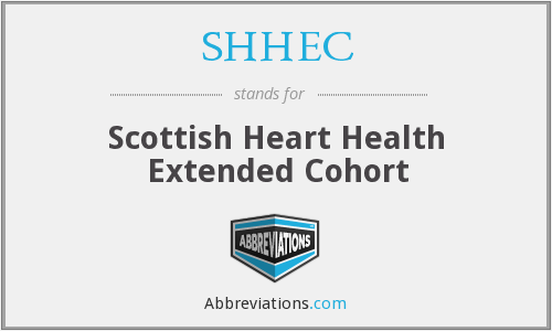What does SHHEC stand for?