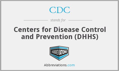 CDC - Centers for Disease Control and Prevention (DHHS)