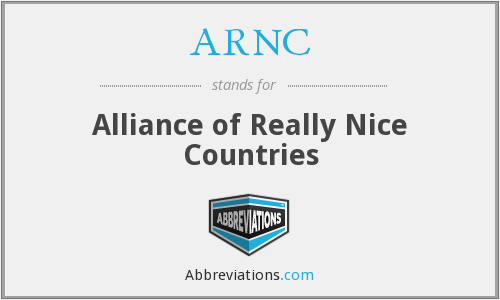 What does ARNC stand for?
