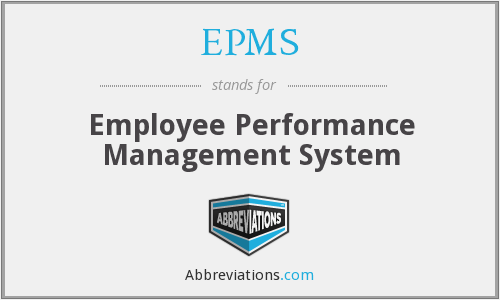 EPMS - Employee Performance Management System