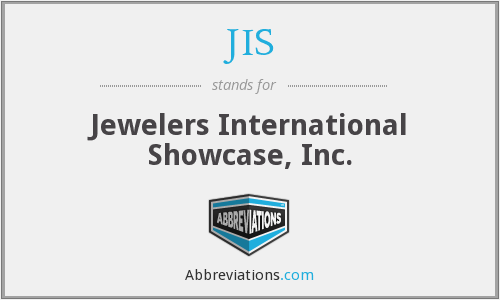 JIS - Jewelers International Showcase, Inc.