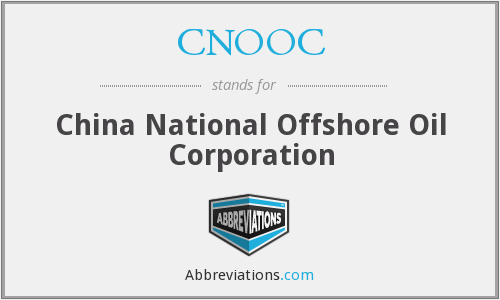 CNOOC - China National Offshore Oil Corporation