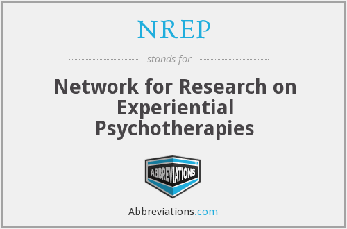 NREP - Network for Research on Experiential Psychotherapies