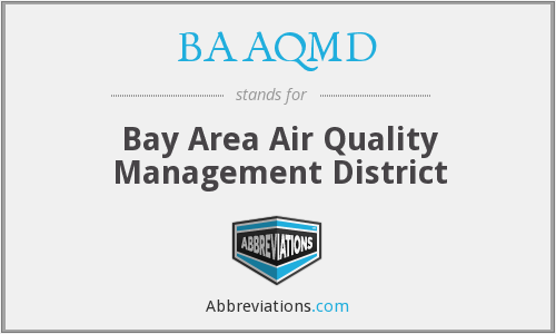 BAAQMD - Bay Area Air Quality Management District