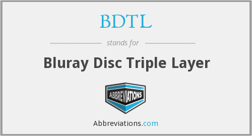 What does BDTL stand for?