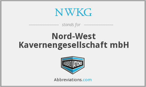 What does NWKG stand for?