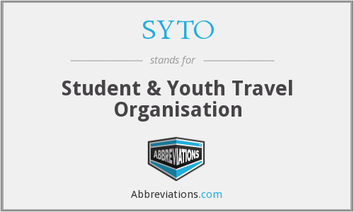What does SYTO stand for?