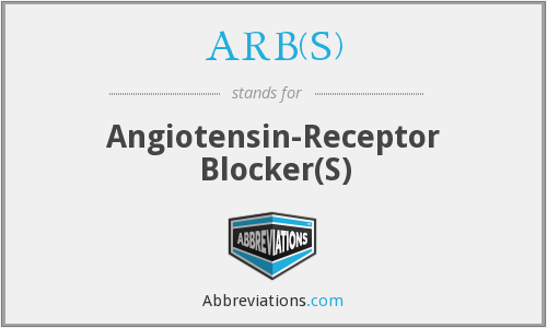 What does ARB(S) stand for?