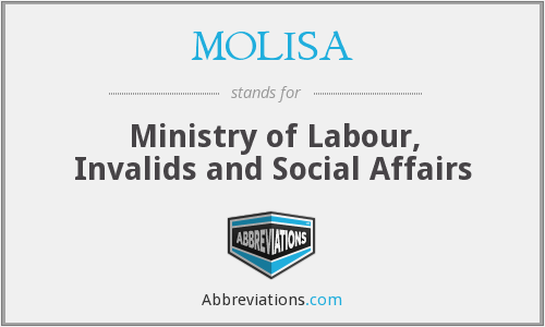 MOLISA - Ministry of Labour, Invalids and Social Affairs