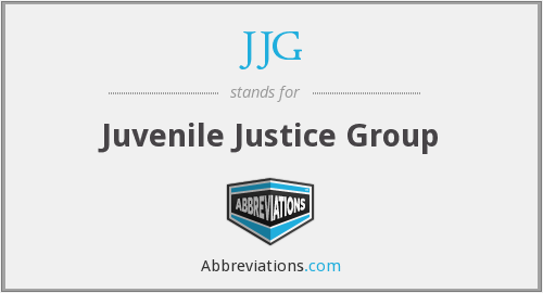 JJG - Juvenile Justice Group