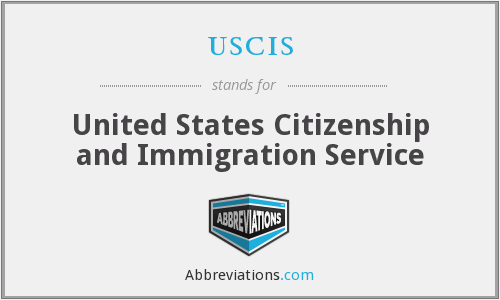uscis - United States Citizenship and Immigration Service