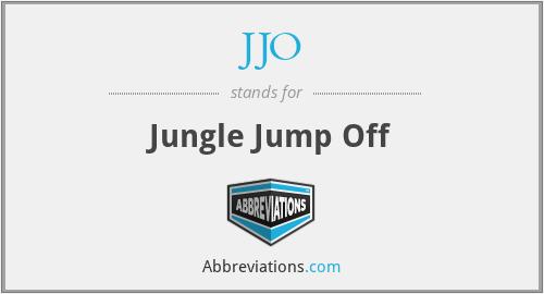 JJO - Jungle Jump Off
