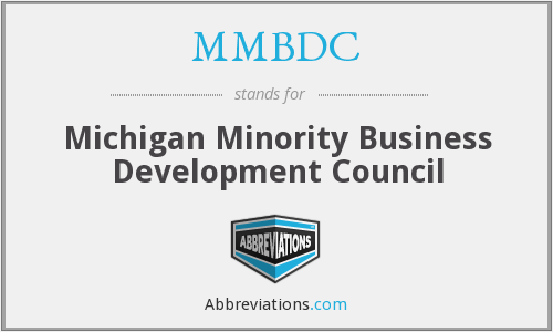 MMBDC - Michigan Minority Business Development Council