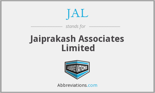 JAL - Jaiprakash Associates Limited