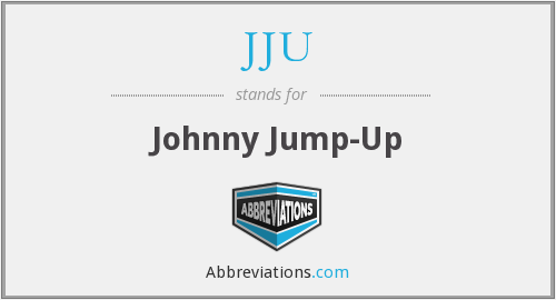 JJU - Johnny Jump-Up