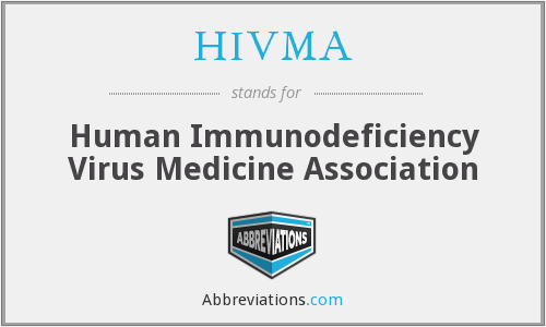 What does HIVMA stand for?