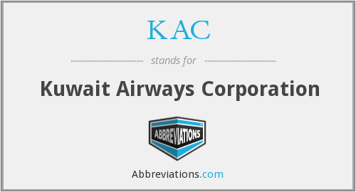 KAC - Kuwait Airways Corporation