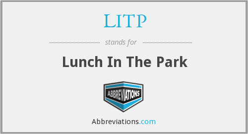 LITP - Lunch In The Park