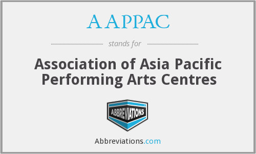 AAPPAC - Association of Asia Pacific Performing Arts Centres