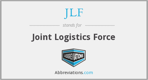 JLF - Joint Logistics Force