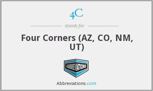 4C - Four Corners (AZ, CO, NM, UT)