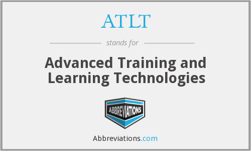 What does ATLT stand for?