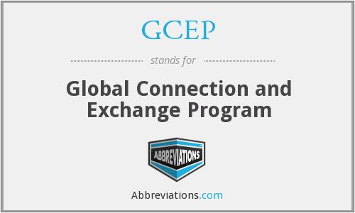 What does GCEP stand for?