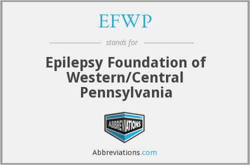 EFWP - Epilepsy Foundation of Western/Central Pennsylvania