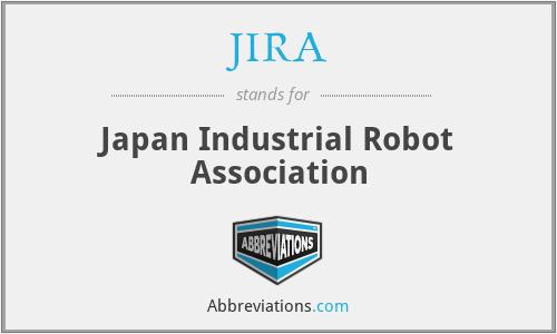 JIRA - Japan Industrial Robot Association