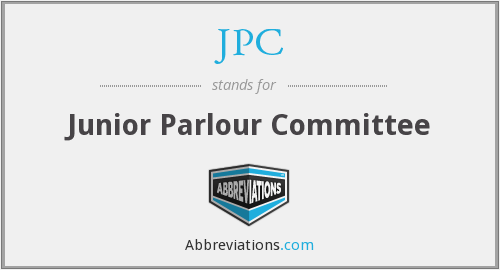 What does JPC stand for?