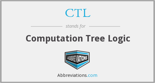 CTL - Computation Tree Logic