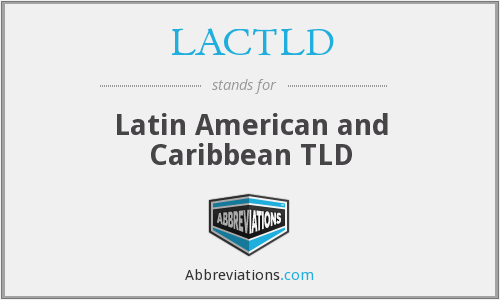 What does LACTLD stand for?
