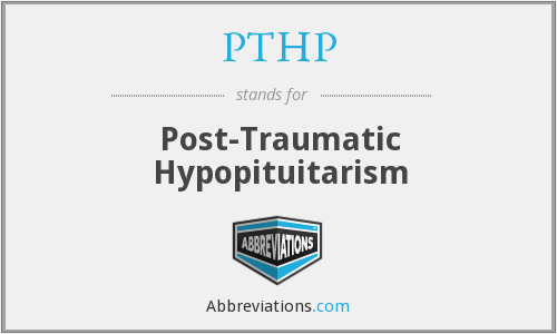 What does PTHP stand for?