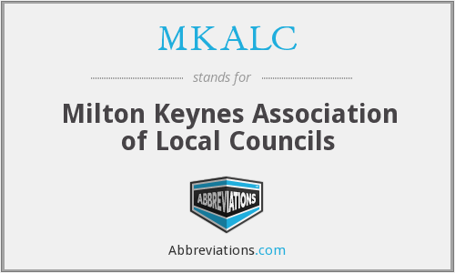 MKALC - Milton Keynes Association of Local Councils