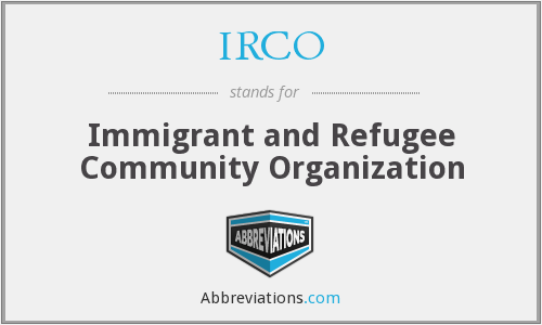 IRCO - Immigrant and Refugee Community Organization
