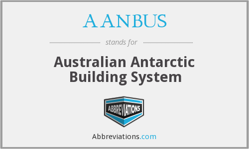 What does AANBUS stand for?