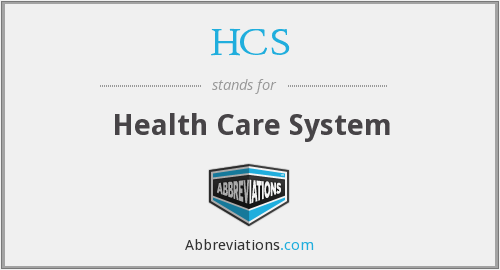 HCS - Health Care System
