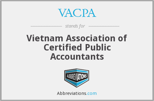 VACPA - Vietnam Association of Certified Public Accountants