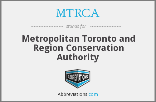 What does MTRCA stand for?
