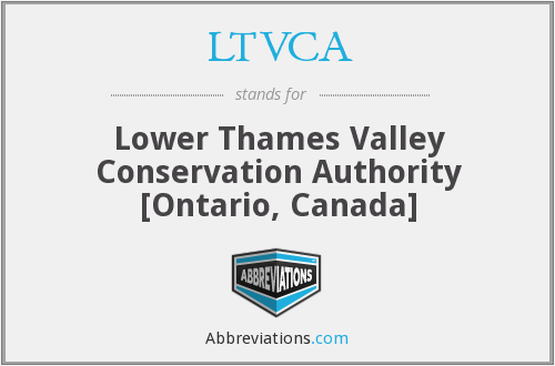 What does LTVCA stand for?