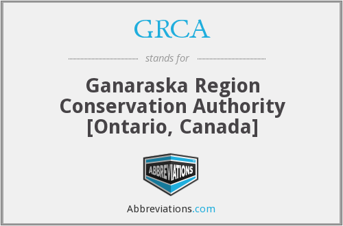 GRCA - Ganaraska Region Conservation Authority [Ontario, Canada]