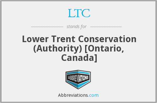LTC - Lower Trent Conservation (Authority) [Ontario, Canada]